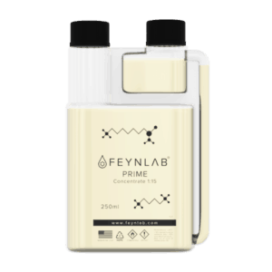 Feynlab Prime - A deep cleansing automotive exterior wash which also leaves an enhanced structure for ceramic coating bonding.