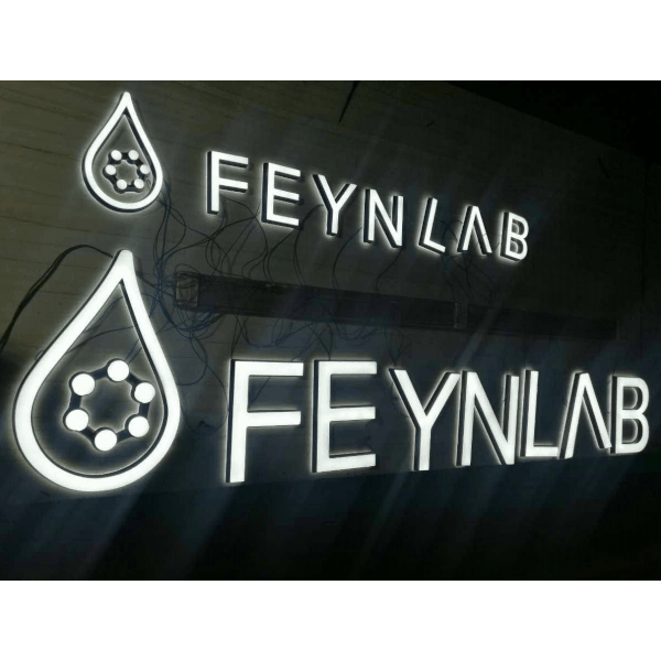 These 4ft quality Feynlab LED logo graphic Signs are a great addition to any auto detailing shop.