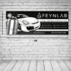 Wall Banner | Feynlab - www.feynlab.com